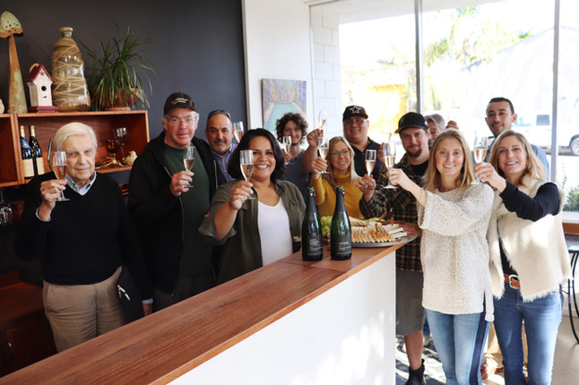 First ever Sparkling Rosé release in 2019