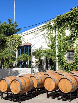 Located in the famous Santa Barbara Funk Zone