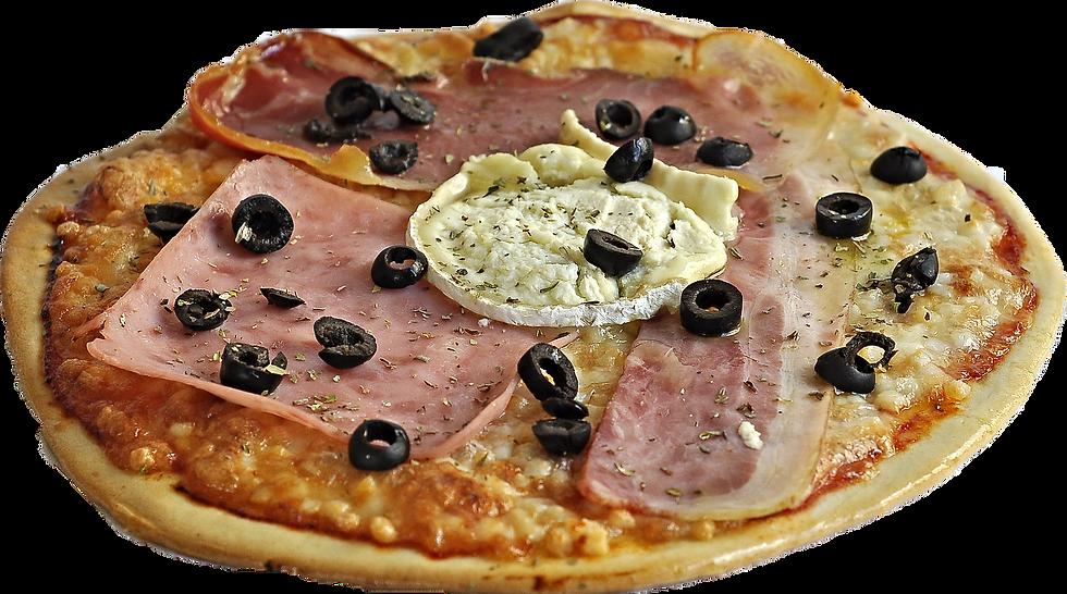 Pizza Montañesa