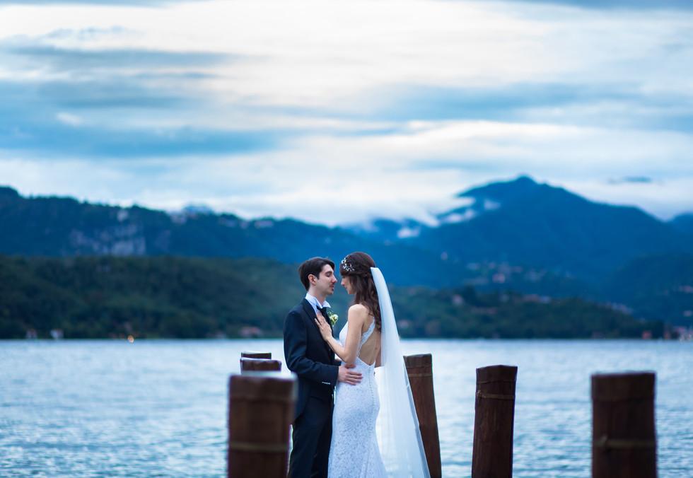 Foto al Lido di Gozzano Lago D'Orta