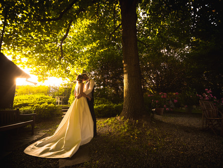 Matrimonio Argentino al Jardin A Vivrè Castelletto Ticino -  RacconTiAmo Lesa
