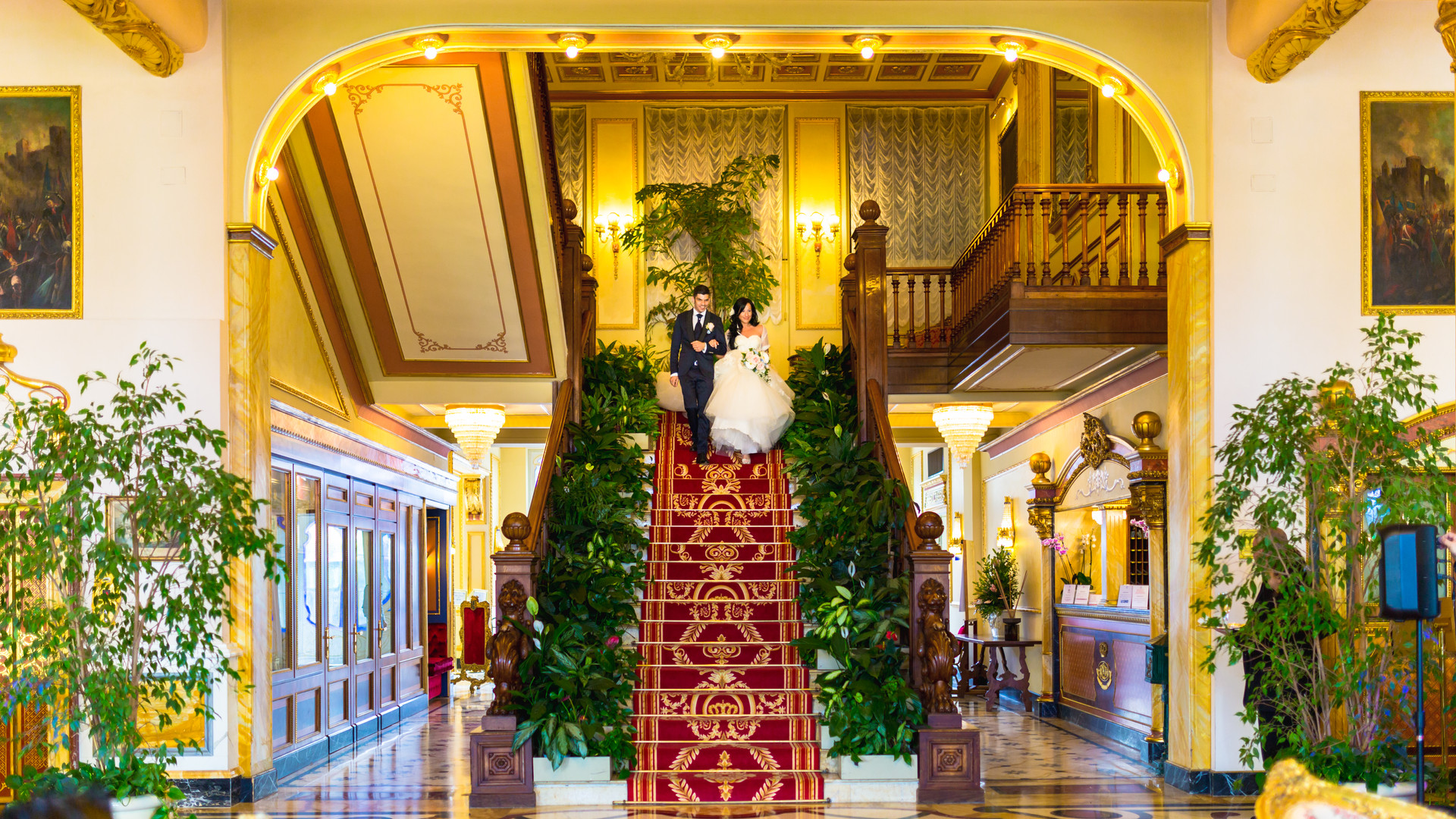 Matrimonio Grand Hotel Regina Palace Stresa