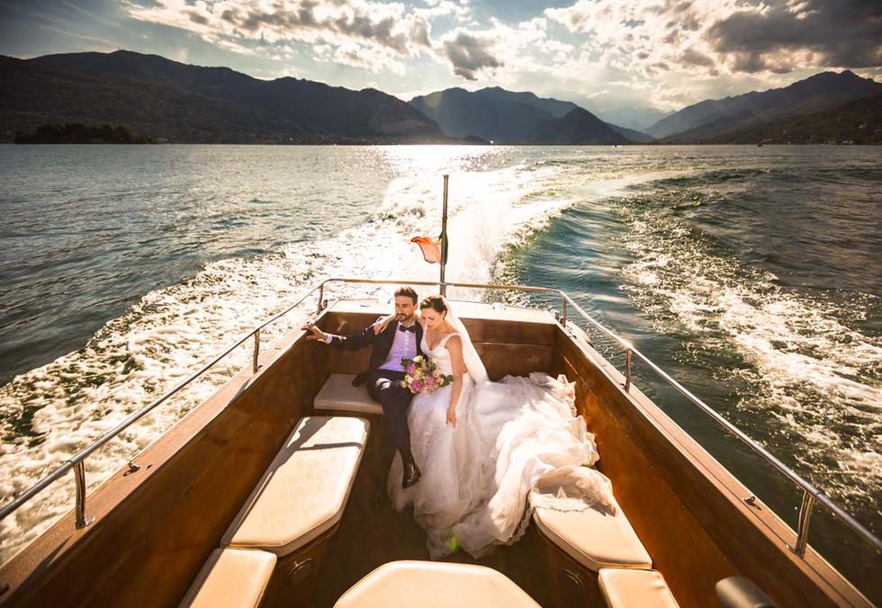 Luxury wedding lago maggiore