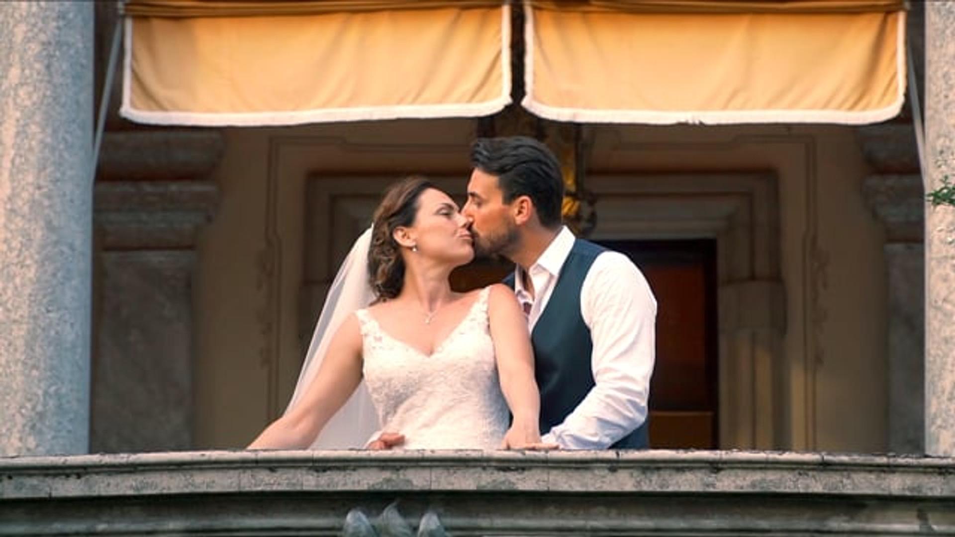 RacconTiAmo Wedding Trailer Villa Rusconi Clerici Pallanza
