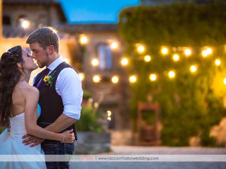 Matrimonio di giorno o di sera? I pro e i contro