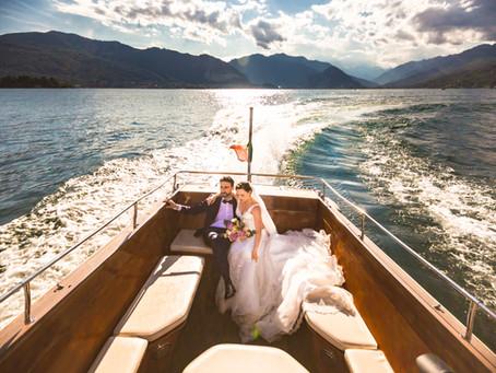 Luxury Wedding a Villa Rusconi Clerici Pallanza - RacconTiAmo Lesa