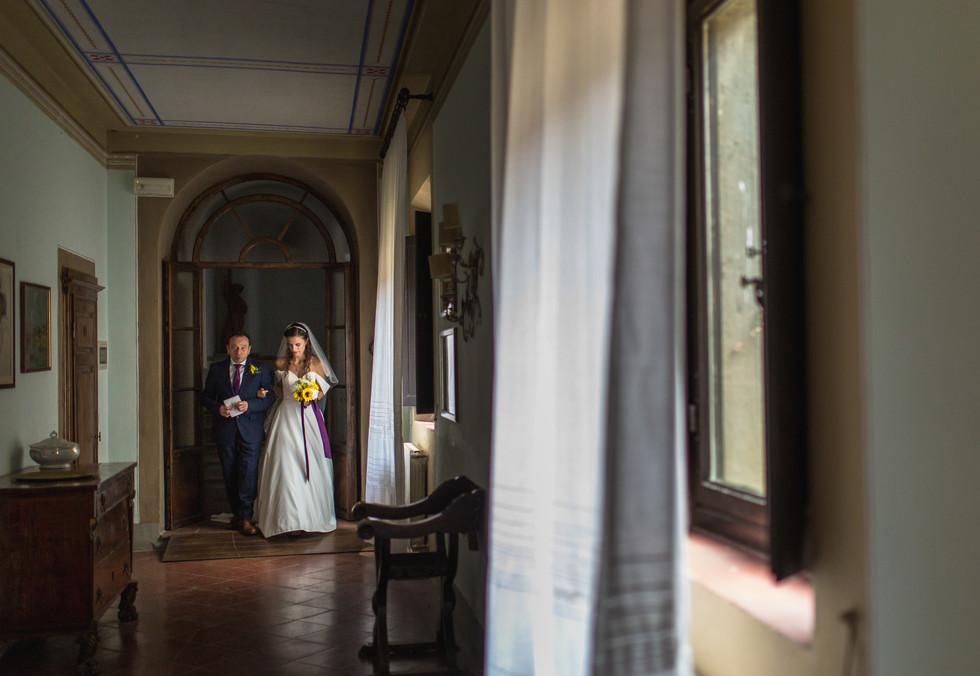 Matrimonio a Castelvecchi Radda in Chianti Toscana