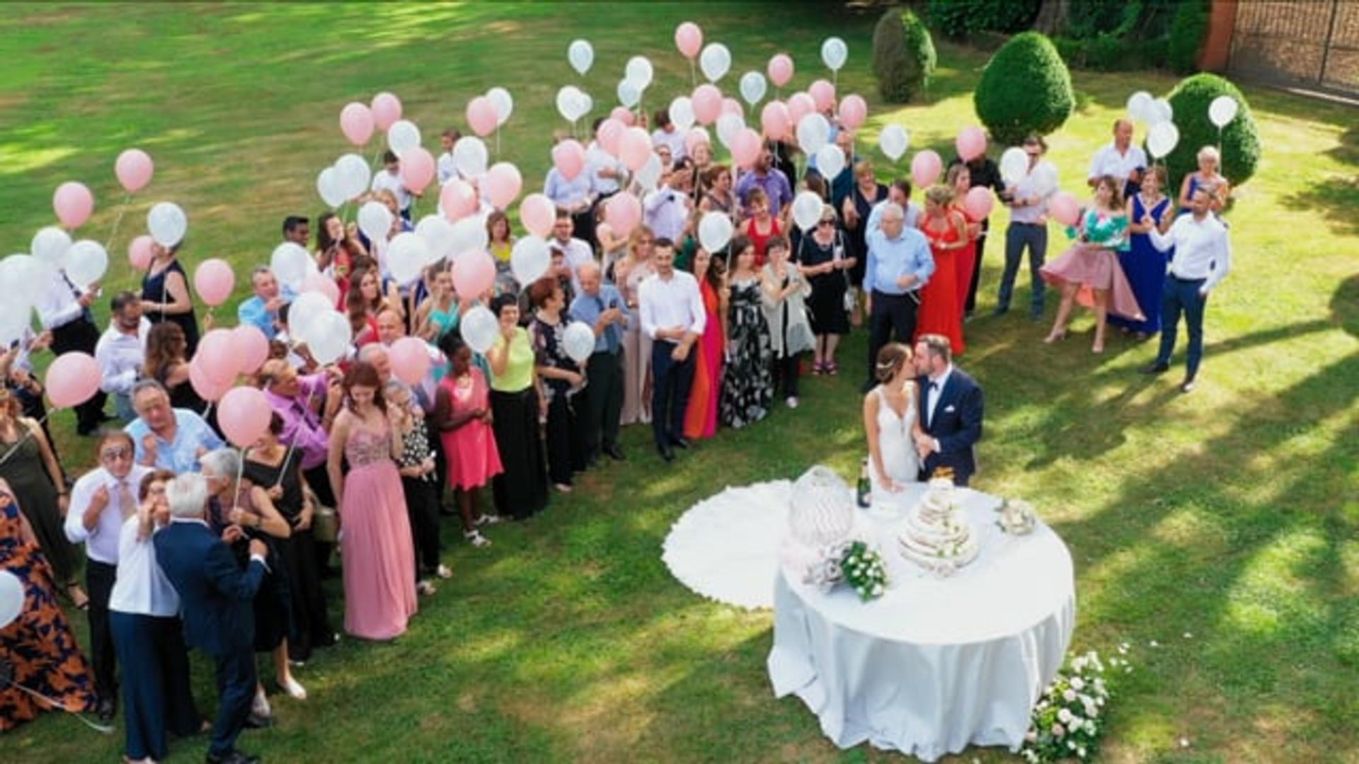 RacconTiAmo wedding trailer Abbazia di santo spirito comignago