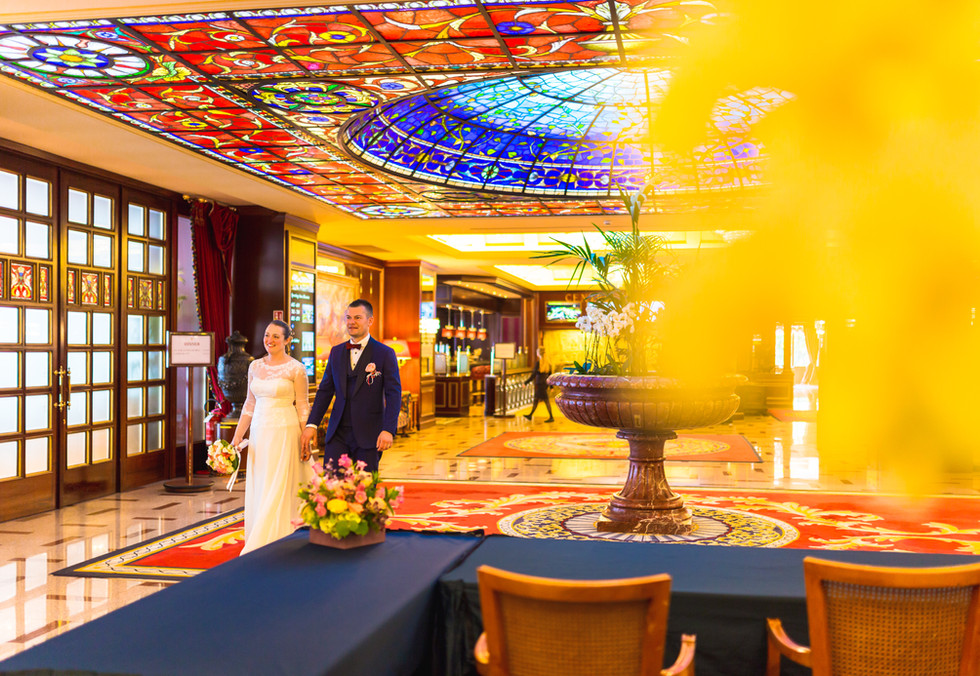 Matrimonio Grand Hotel Dino Baveno
