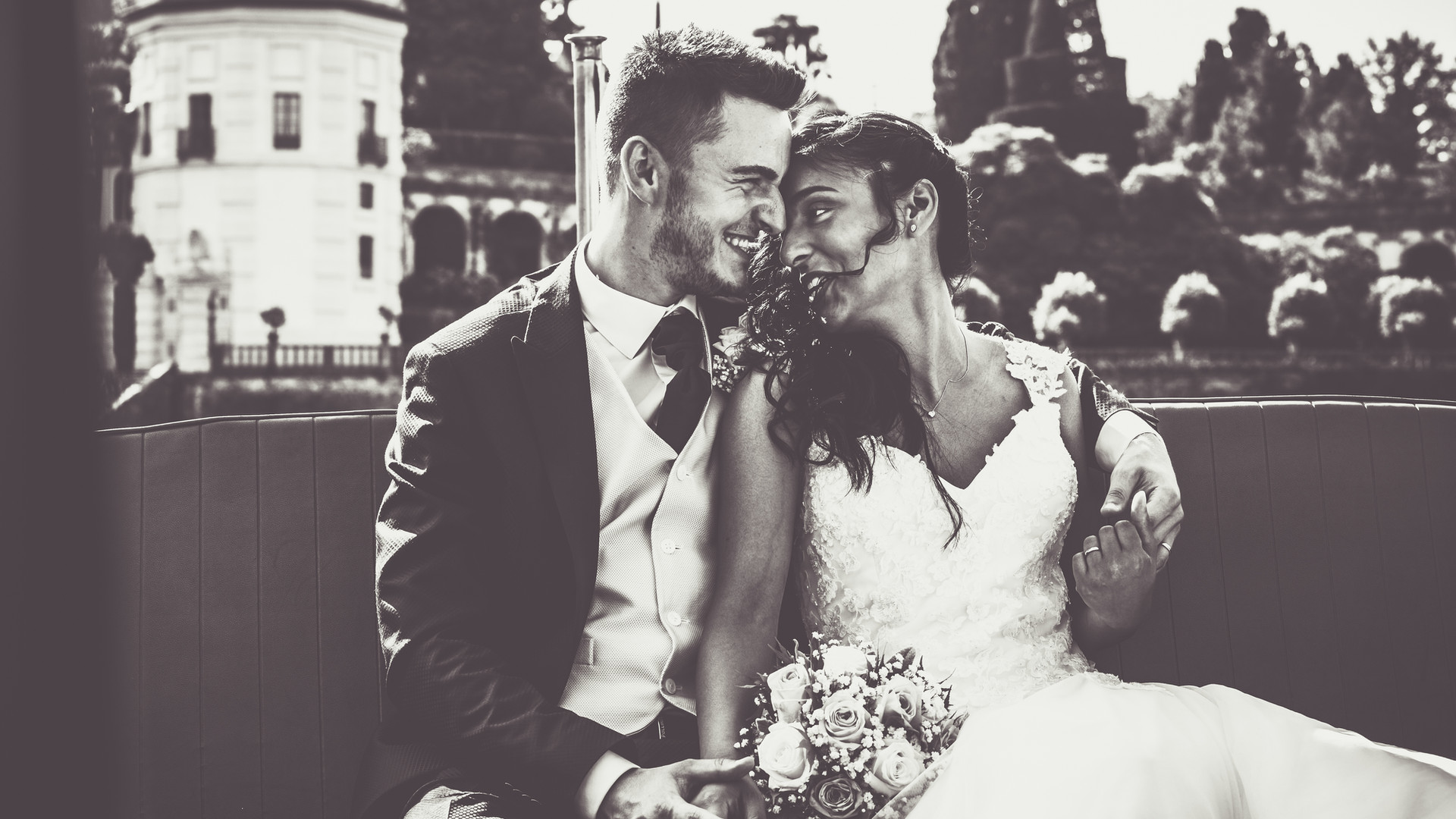 Foto matrimonio in barca cma stresatour Lago Maggiore Isole Bella