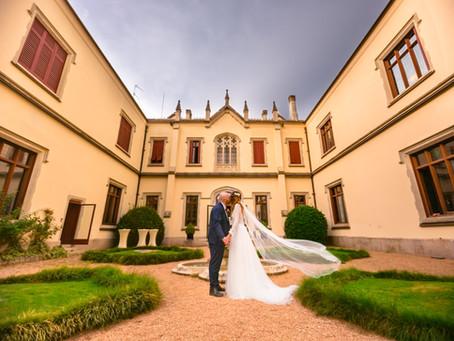 Matrimonio da sogno al Castello dal Pozzo Oleggio Castello