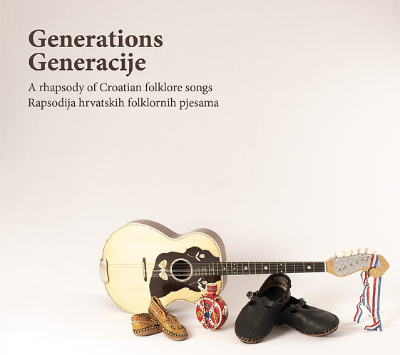 Generations - Generacije (2019) CD