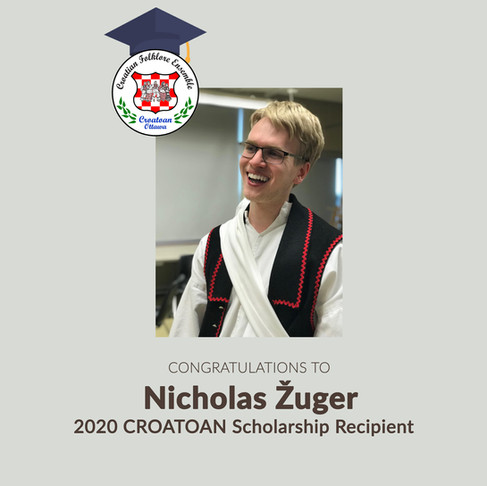 2020 Croatoan Scholarship Recipient Announced