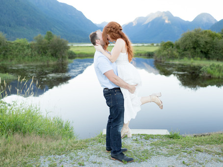 Top Engagement Session Locations in the Fraser Valley