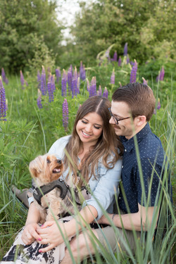 Langley-Engagement-Session