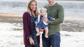 Daniel, Corryn & Baby P - Hatzic Mini Session