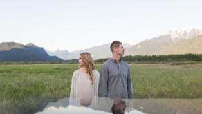 Reid & Emily - Pitt Lake Engagement Session