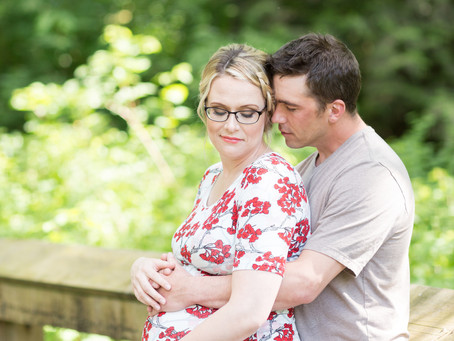 Cara & Jeff - Kanaka Creek Maternity
