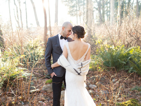 Matt & Linnaea - Campbell River Wedding