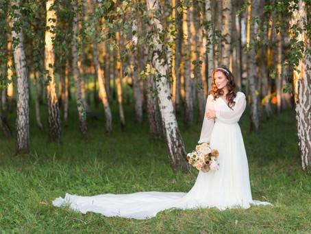 Woodland Fairytale Bridal