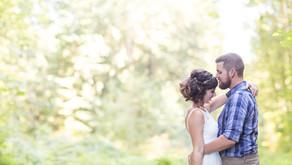Will & Tiffany - Magical Backyard  Wedding