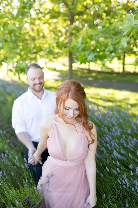 Lavendar-Farm-Engagement-Session