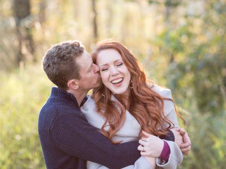 Chris & Ashley - Abbotsford Engagement Session