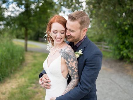 Cody & Jordyn - Abbotsford Secret Garden at Woodbridge Ponds Wedding
