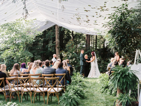Wedding Tips from a Backyard Covid Bride