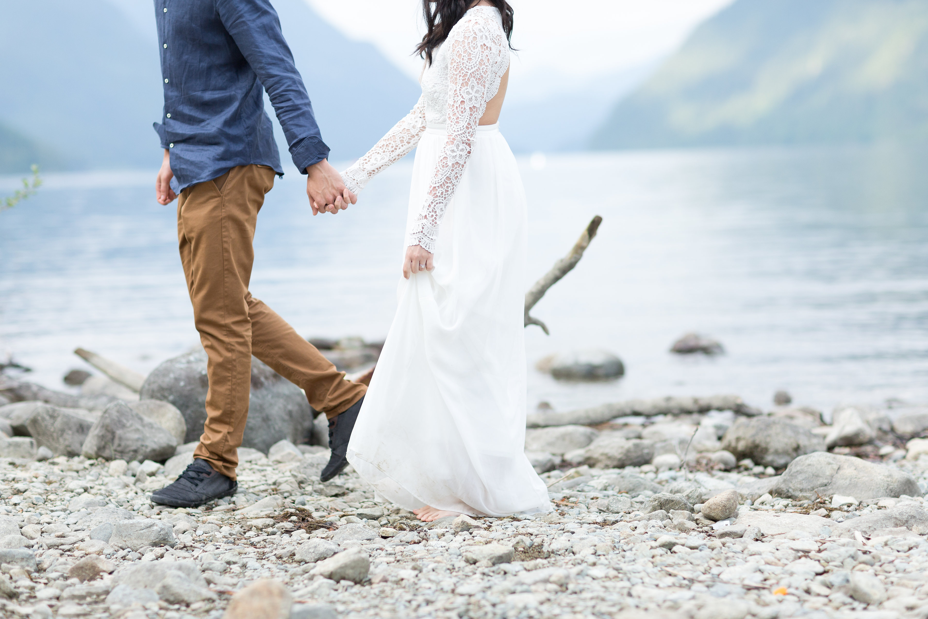 Alouette-Lake-Engagement-Session