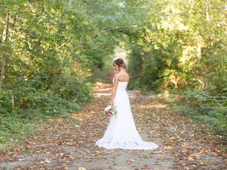 Out of the Woods - Maple Ridge Bridal Inspiration