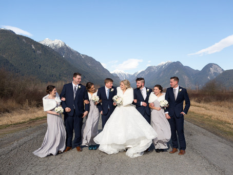 Tomas & Danica - Pitt Meadows Swaneset Wedding