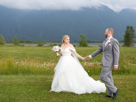 Kurtis & Brandy - Fraser River Lodge Chilliwack Disney Wedding