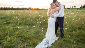 Brad & Chelsea - Prince Edward Island Wedding at The Rivershed