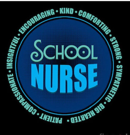 School Nurse • Kind • Comforting • Strong • Sympathetic • Big Hearted • Patient • Compassionate • ..