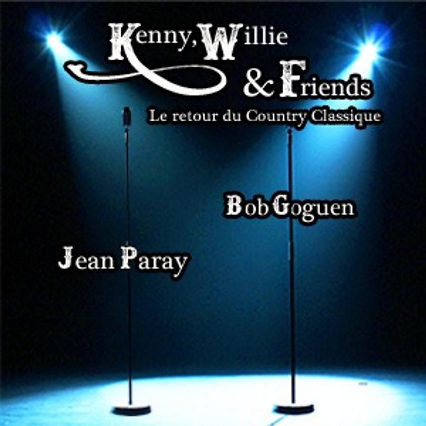 """""""Kenny, Willie & Friends"""""""