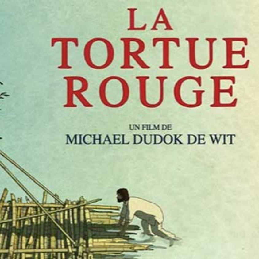 """Ciné-terrasse : """"LA TORTUE ROUGE"""""""