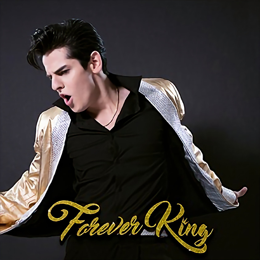 NOUVELLE DATE: FOREVER KING!