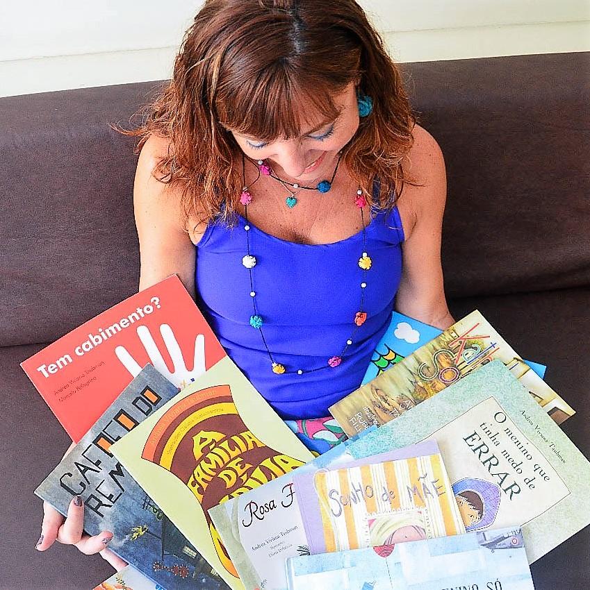 livros Andrea 2017