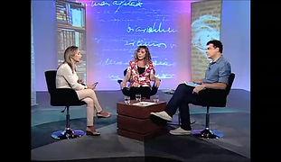 Canal Saúde-Programa Ciências e Letras - Psicóloga do TJRJ Glicia Brazil falando sobre o uso do livro