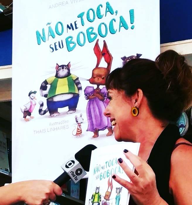 Entrevista Globo RS
