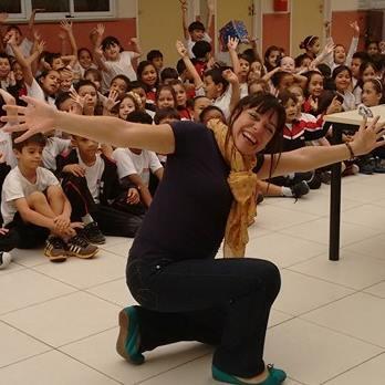Crianças+literatura+escola = festa!!!