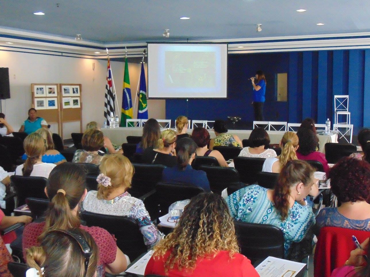 Palestra em São Carlos - SP