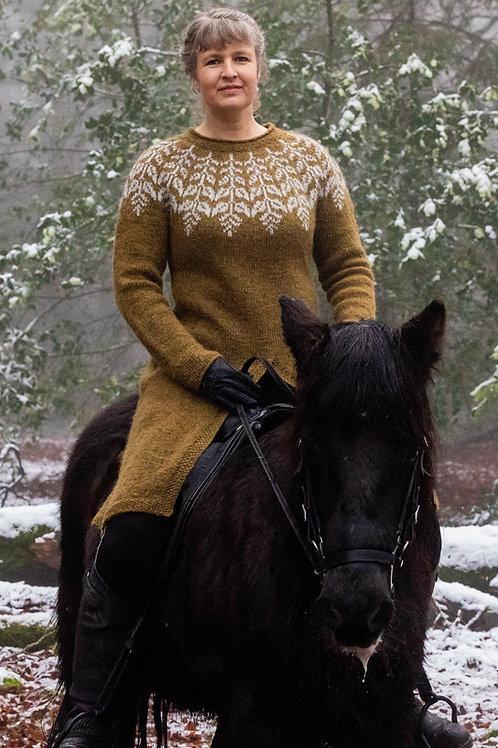 KRISTTJØRN  ridesweater (DANSK)