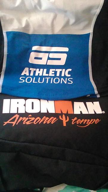Athletic solutions et Iron man