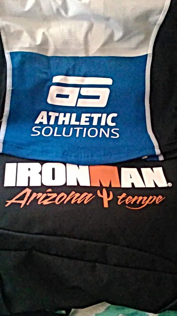 Athletic solutions et Iron man