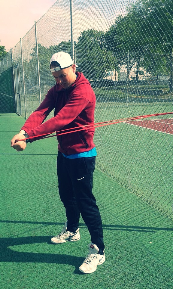 préparation physique tennis Rennes