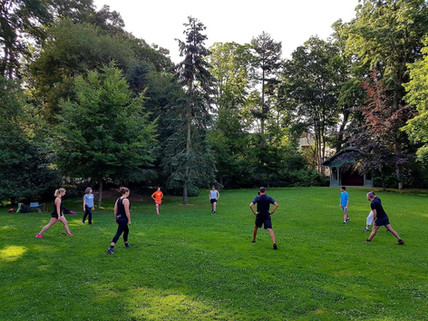 Splits Squats: exercice fondamental