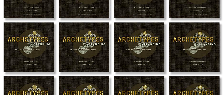 Archetypes in Branding Card Deck