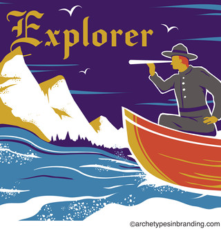 The Explorer Archetype